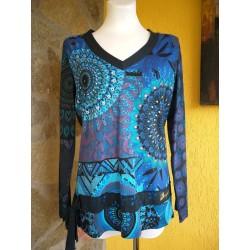 блуза туника марка Desigual