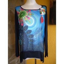 блуза,туника марка Desigual